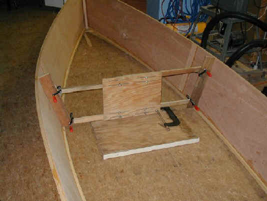 Simplicity Boats - simple boatbuilding, home made skiffs, sailboats ...